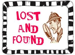lost anf found