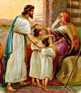 yaakov blessing